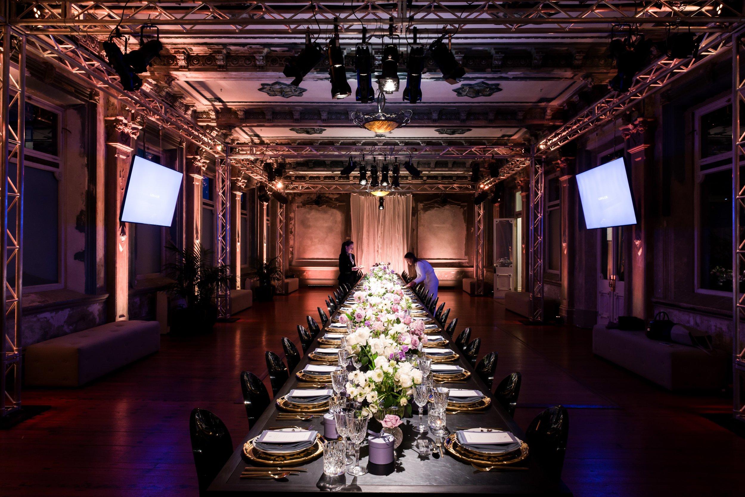 Events Venue The George Ballroom.
