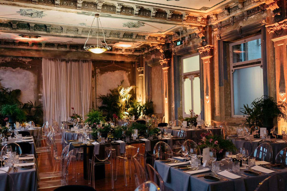 Lauren & Tom's Wedding at the George Ballroom