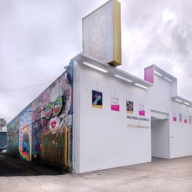 Join us this Saturday, received complimentary admission to AC Gallery from noon to 5 pm.  On view LA / Miami Art Show!  EXHIBITORS  LINZI LYNN | THE BLENDED PERSON | EBRU CAPARTI | AMANDA HARD | KATY PARKS WILSON | NATALIA BERIVAN | RICHARD POPITTI | GEORGE HOBBS | ANGEL MENDOZA | LINZI LYNN | BORIS BEZROUKOV | JOEY JAMES SALEHI | STEVEN WRIGHT | TUCKER WULF | FABIENNE DOUGÉ | ELLEN STERN | BRIAN KUTZA | TERRY PORTER | CANDACE WIGHT | RACHEL GANZ | KAREN BYSTEDT | PATRICK CURTET | MIKEY | BILL DOBBINS | MR. MK ULTRA | JEAN-MICHEL BASQUIAT | RICARDO AGUILAR  Black lights Murals activated by @braydenart @mrmk_ultra @andrewsoria_art  Gallery Network Partners @artnet @artsy  Official payment service partner @square  @thehollywoodroosevelt @dreamhotelsla @loewshollywood  @japanhousela @hollywoodchamberofcommerce @jimmykimmellive #hollywood  @Artistscornergallery @DianeRosenstein @Gavlakgallery @JeffreyDeitchgallery @KohnGallery @RegenProjects @Steveturnerla @Tanyabonakdargallery  #hollywoodwalkoffame #egyptiantheatrehollywood @innout  @melsdrivein @innoutpeople  @dolbytheatre @chinesetheatres @hardrockcafe @magiccastleofficial  @yamashirola @taola @warwick_la