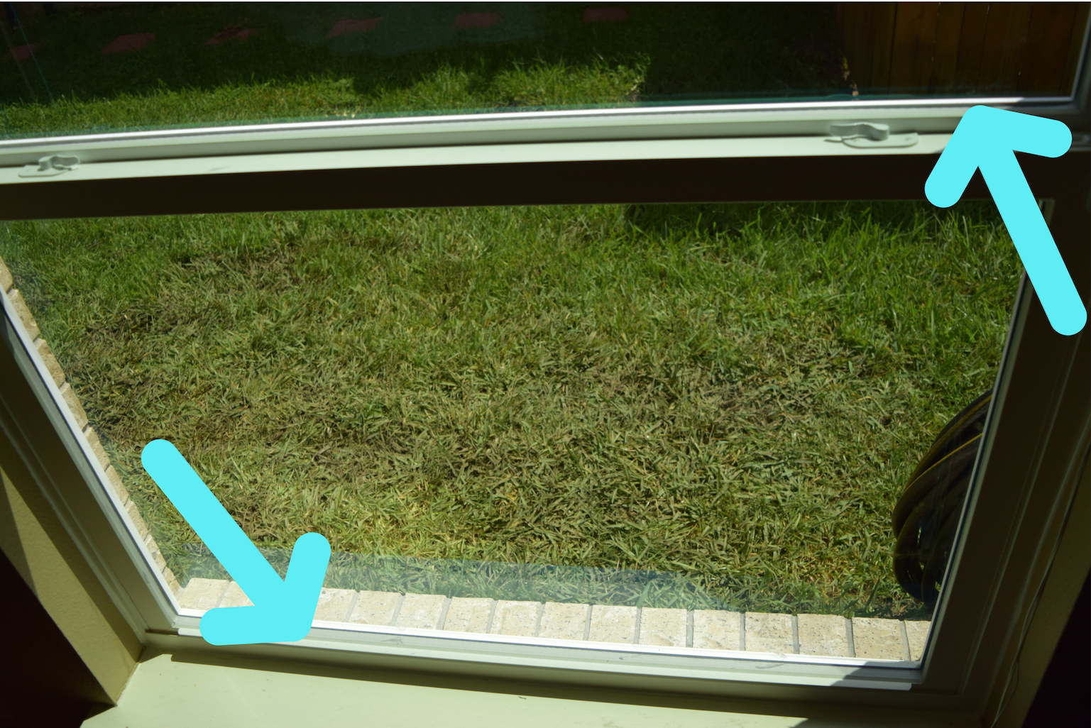 Sealed Vinyl Windows