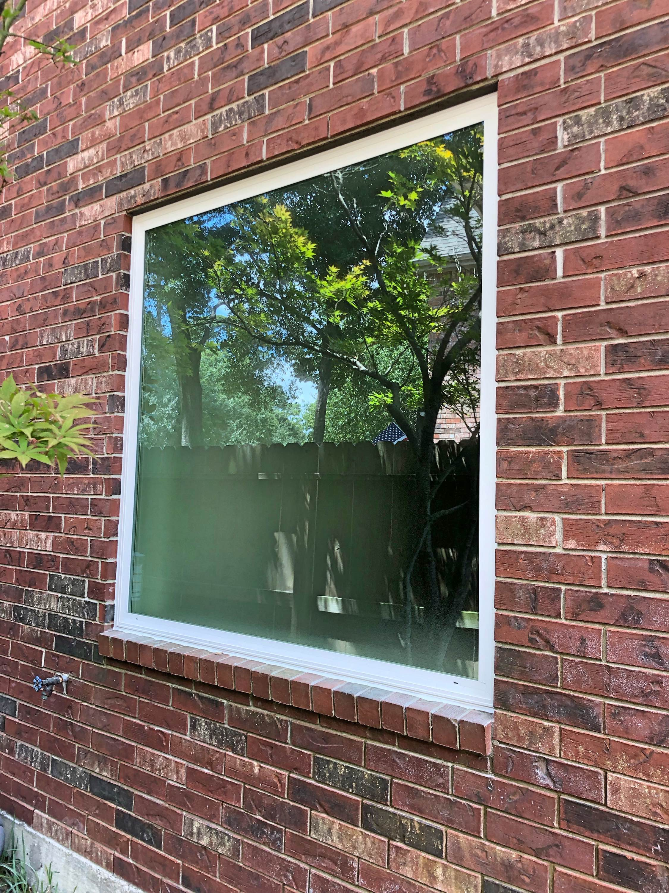 After: Privacy Window