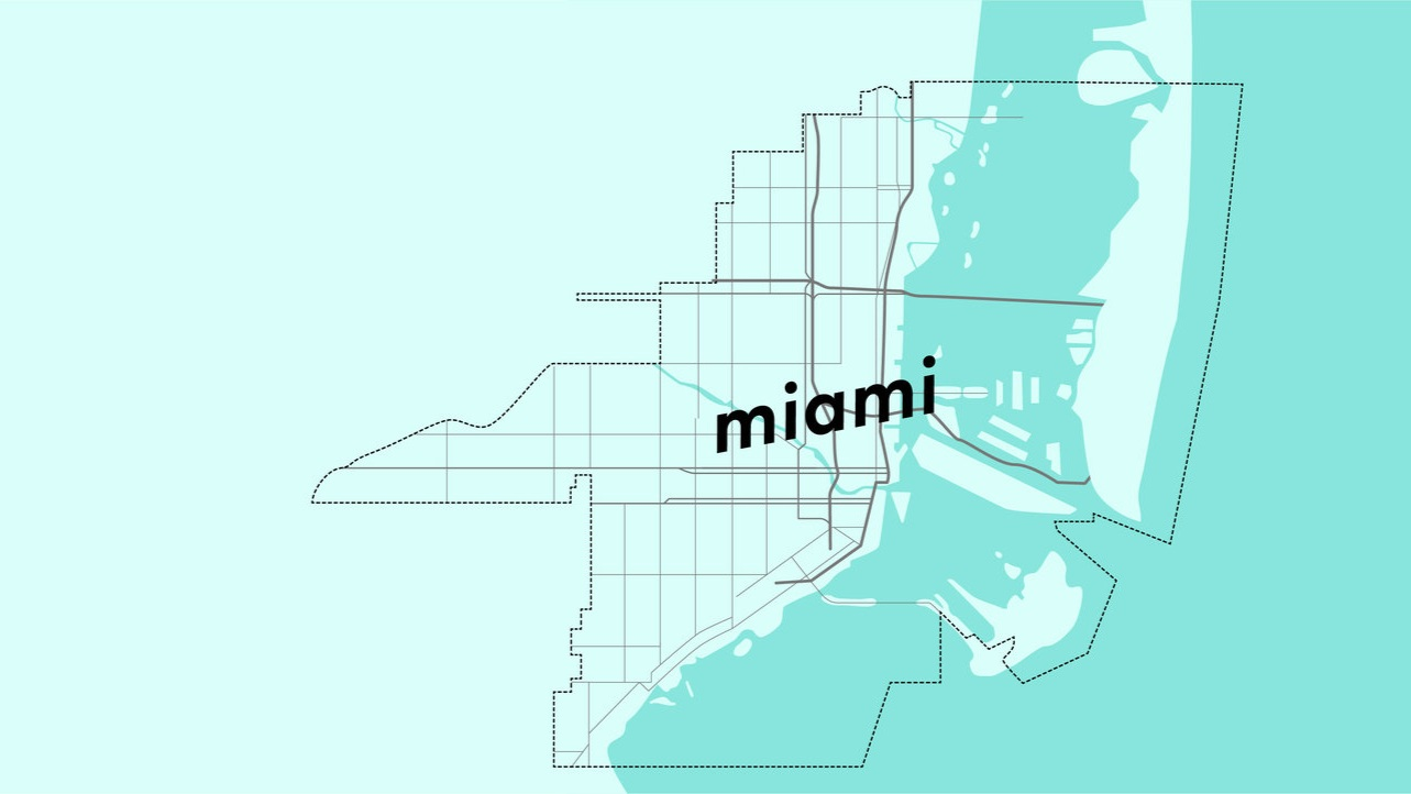 Local ties - all the ❤️ for the 305