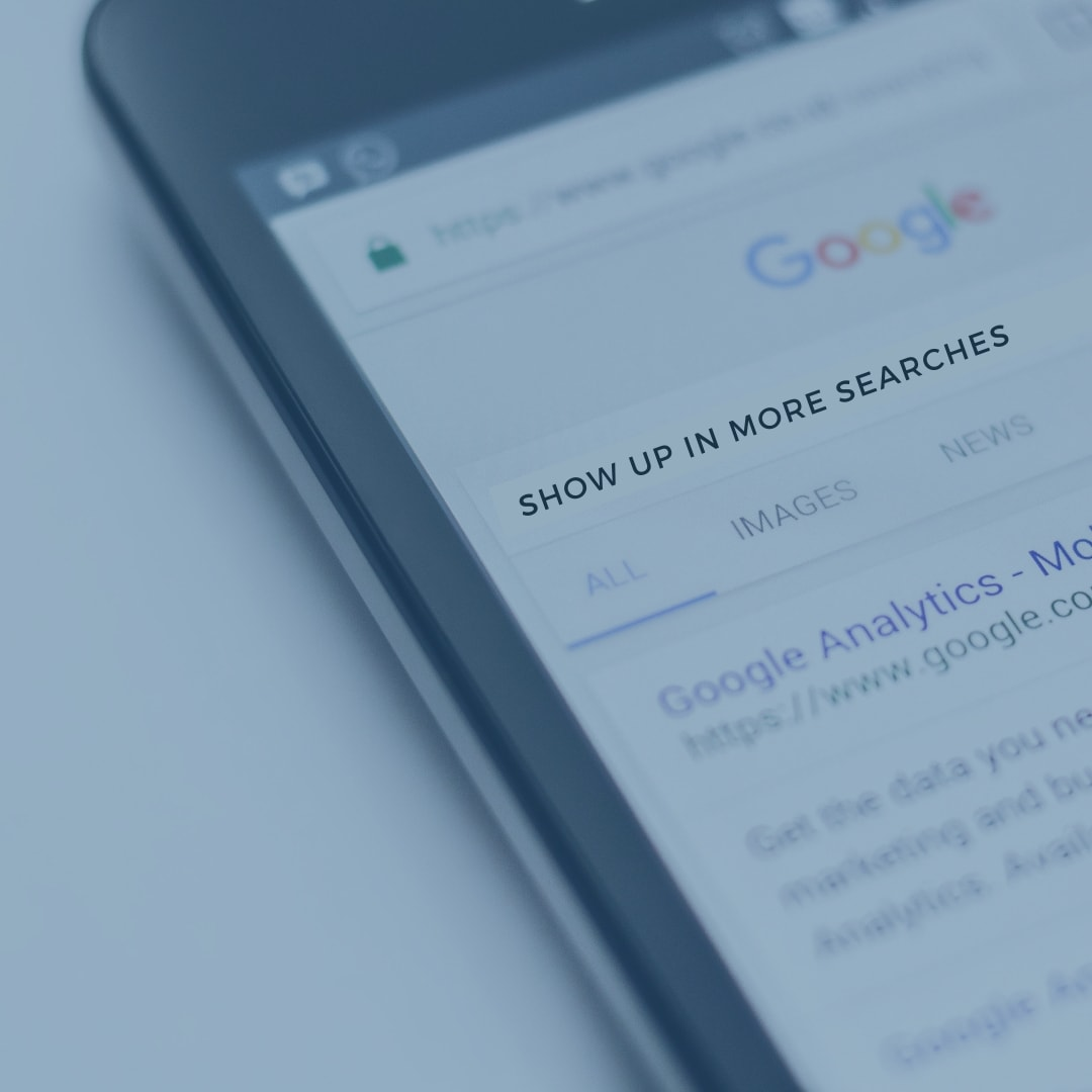 Attract New Leads from Search Engines - We craft content around the exact words and phrases your clients use to search for you on Google—for consistent traffic to your website that only increases over time.