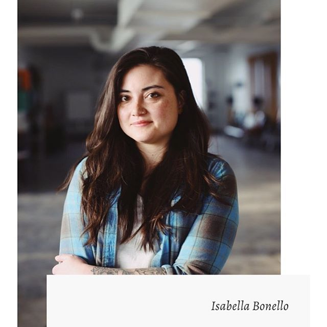Learn more about Eleanor babe @isabonello of @threebitesbakery 😋 in our bio! NOM NOM NOM
