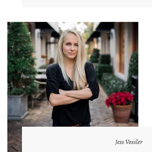 Learn more about member & girl boss @jess.vossler in our babe blog! Who her inspiration is, her advice for those wanting to start their own business + more! 🙌🏻