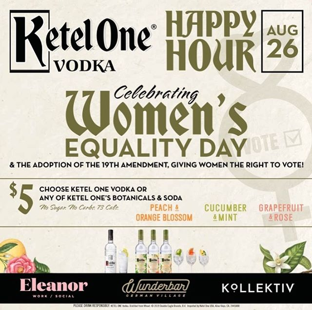Mark your calendars! Come network, and have a drink on us! 🍸4-7pm! PLUS free swag to the first 15 people! 🙌🏻@wunderbar614 @kollektivco