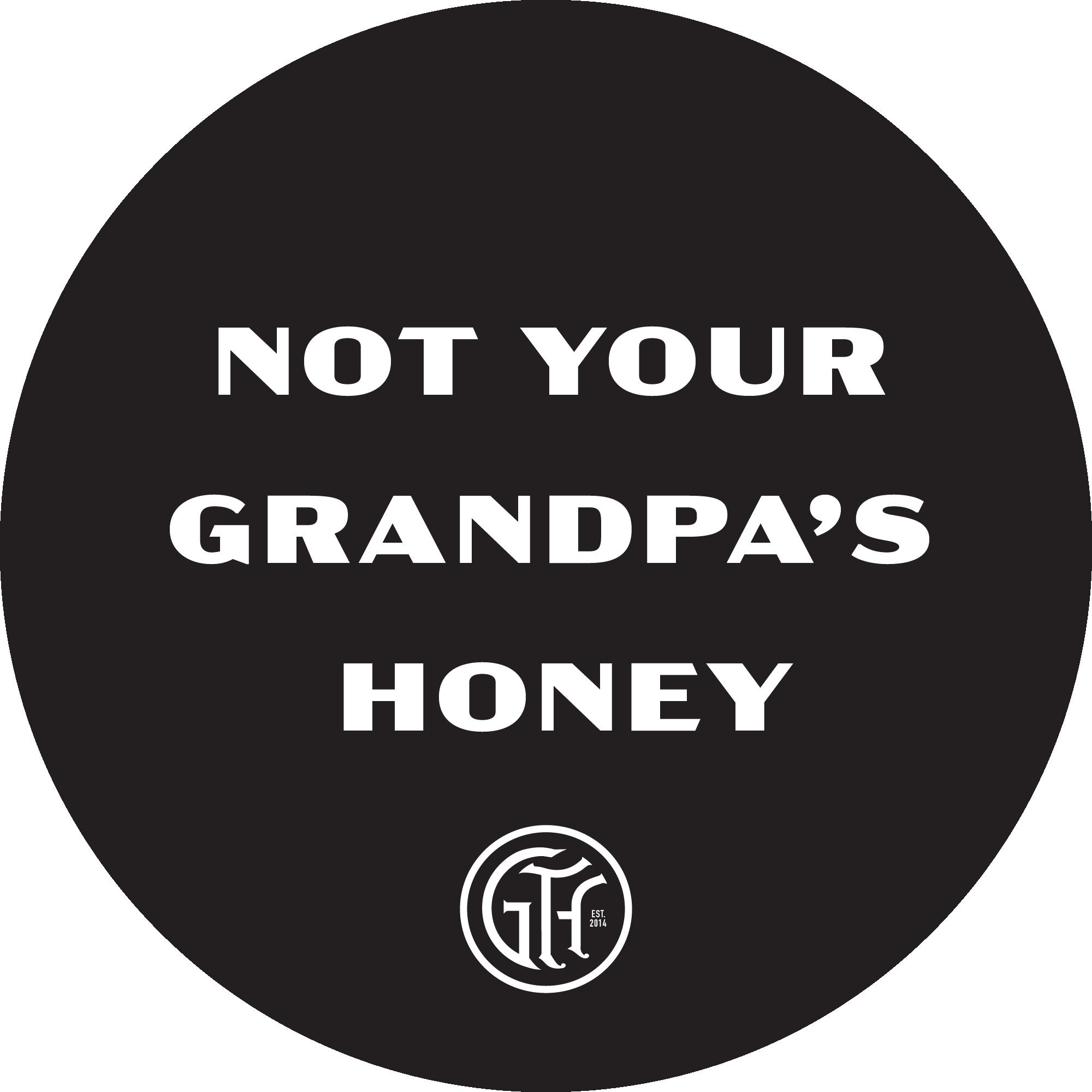 not your grandpa's honey - gold tap honey