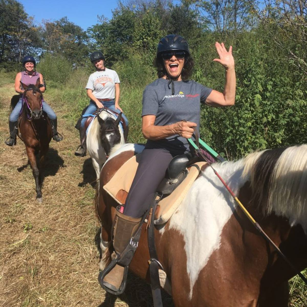 Trail Rides - Coupland