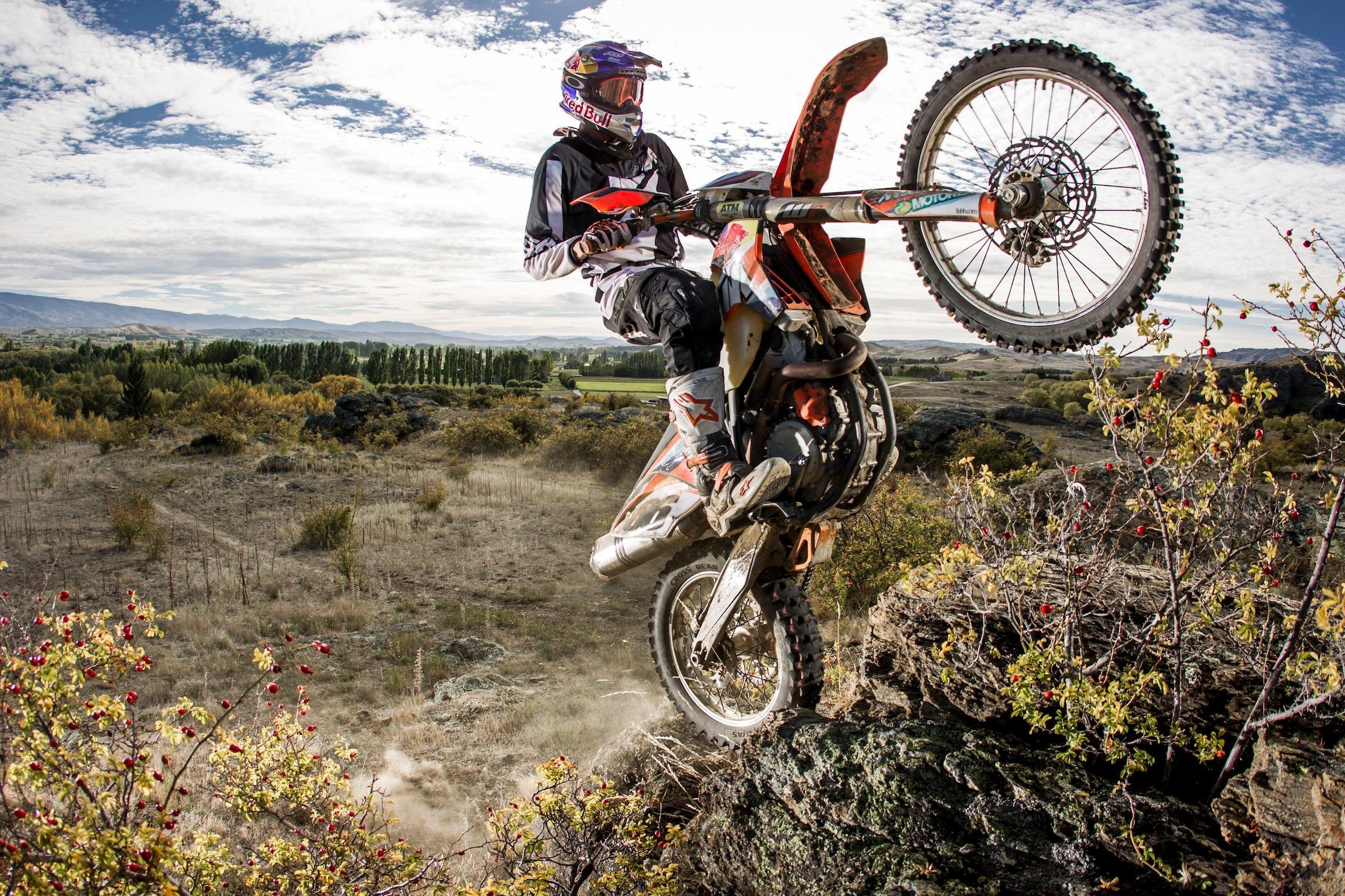 Want to ride and learn from Chris Birch? We are raffling off an enduro coaching class with the man himself!  - Click Here for more info