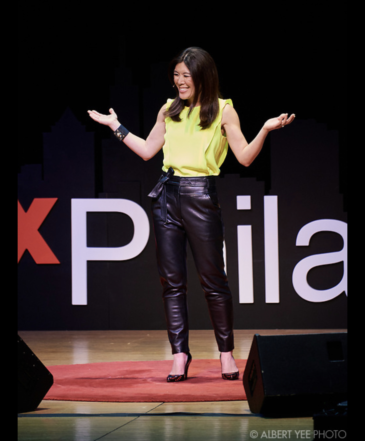 Recent…. - May 15th, 2019 - TEDx PhiladelphiaMarch 26th, 2019 - Speakers Who Dare, NYCApril 25th, 2019 - Pearl S. Buck 2019 Woman of Influence AwardApril 3rd, 2019 - EPA Diversity Conference - Keynote speakerApril 4th, 2019 - WOKE Conference, Lower Merion School District - Keynote speakerJune 14th, 2019 - Investigative Reporters and Editors Conference in Houston - PanelistAugust 1st, 2019 - Asian American Journalists Conference in Atlanta - Panelist (Happening soon)November 9, 2019 - US PAACC Leadership Awards Dinner in NYC - Keynote Speaker (Happening soon)November 22-23, 2019 - World Woman Summit at Clinton Foundation in Little Rock - Emcee and award recipient (Happening soon)