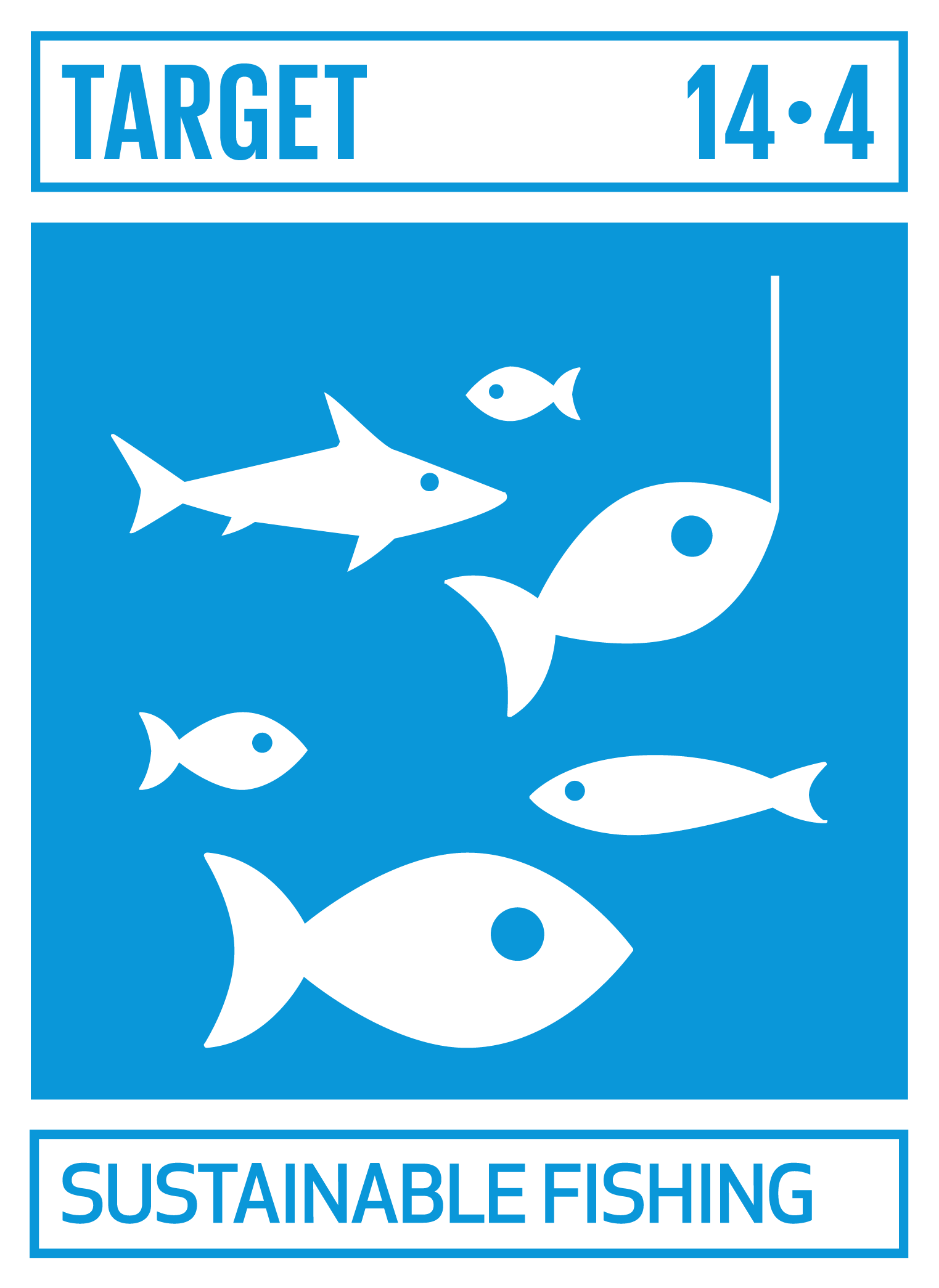 By 2020, effectively regulate harvesting and end overfishing, illegal, unreported and unregulated fishing and destructive fishing practices and implement science-based management plans, in order to restore fish stocks in the shortest time feasible, at least to levels that can produce maximum sustainable yield as determined by their biological characteristics.   INDICATOR    14.4.1  Proportion of fish stocks within biologically sustainable levels