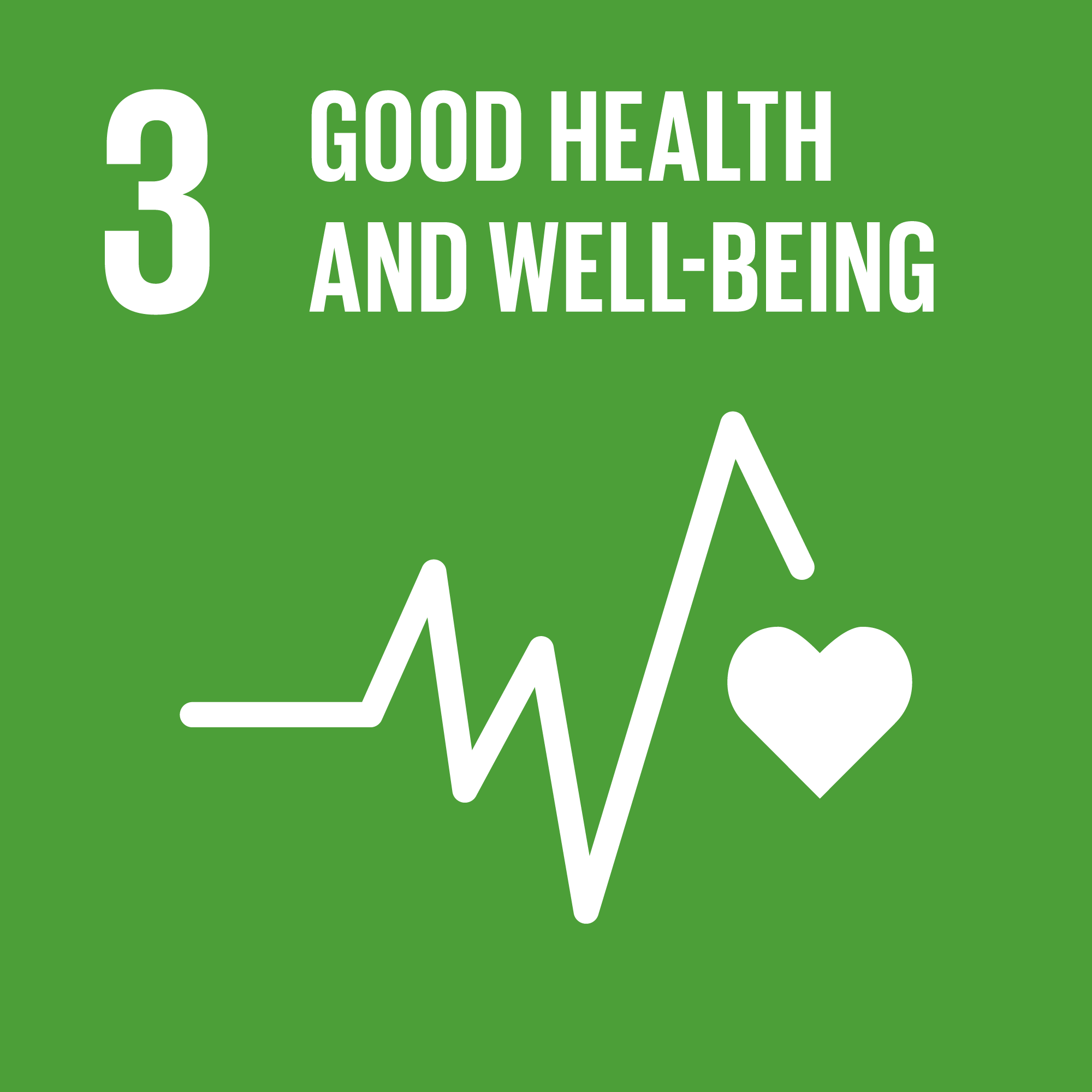 Goal 3. Ensure healthy lives and promote well-being for all at all ages    13 Targets    27 Indicators