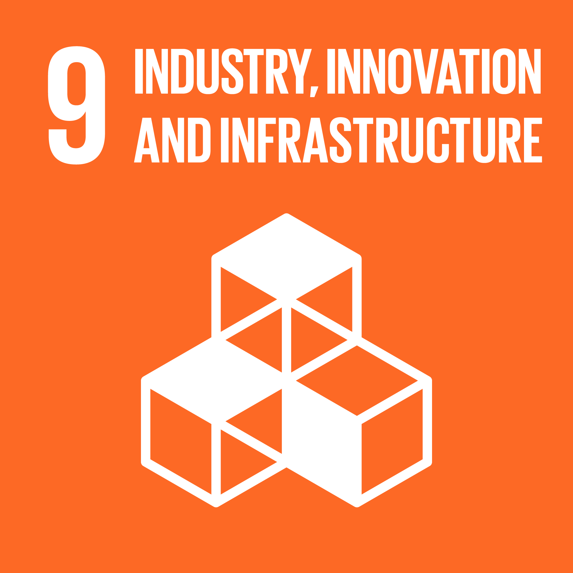 Goal 9. Build resilient infrastructure, promote inclusive and sustainable industrialization and foster innovation    8 Targets    12 Indicators