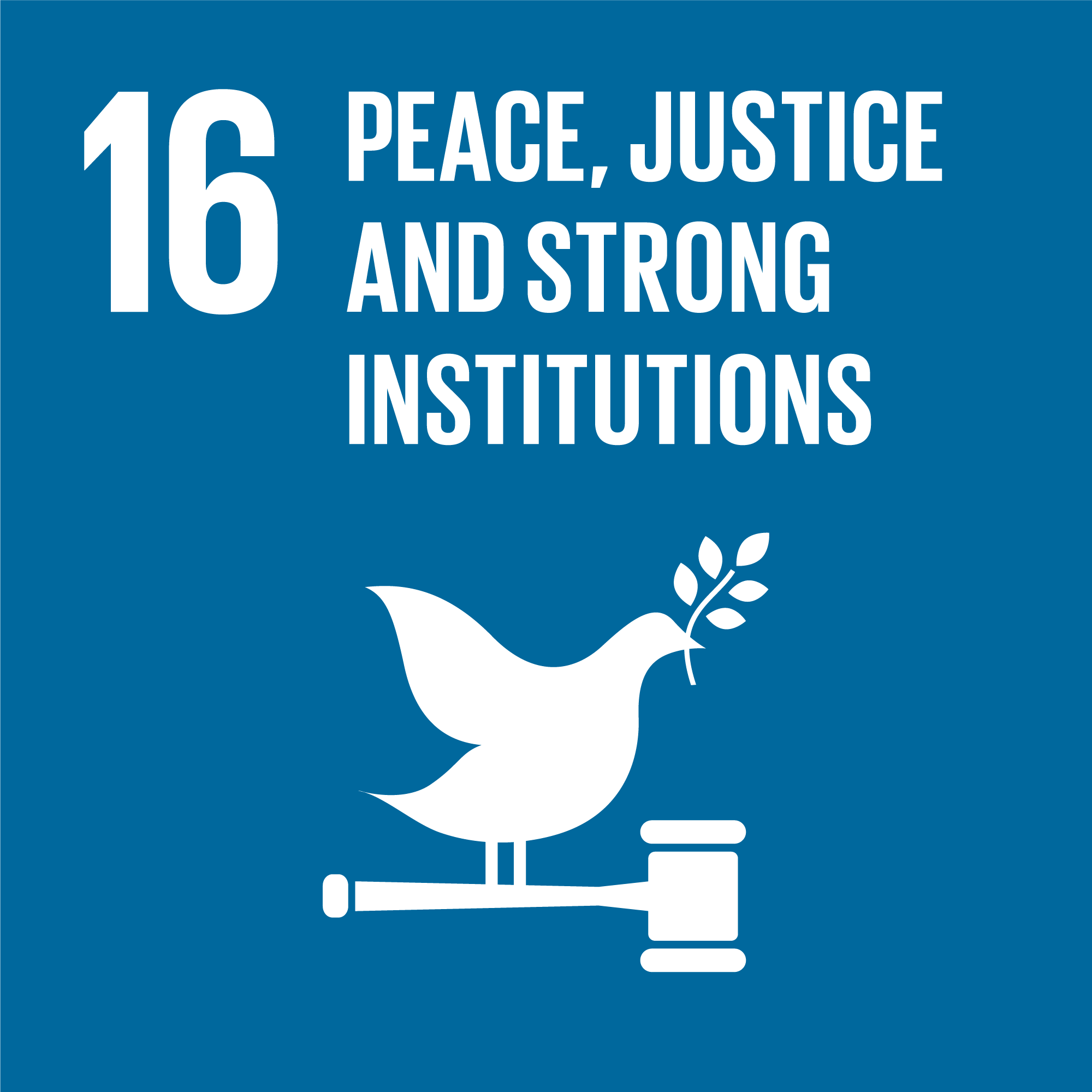 Goal 16. Promote peaceful and inclusive societies for sustainable development, provide access to justice for all and build effective, accountable and inclusive institutions at all levels    12 Targets    23 Indicators