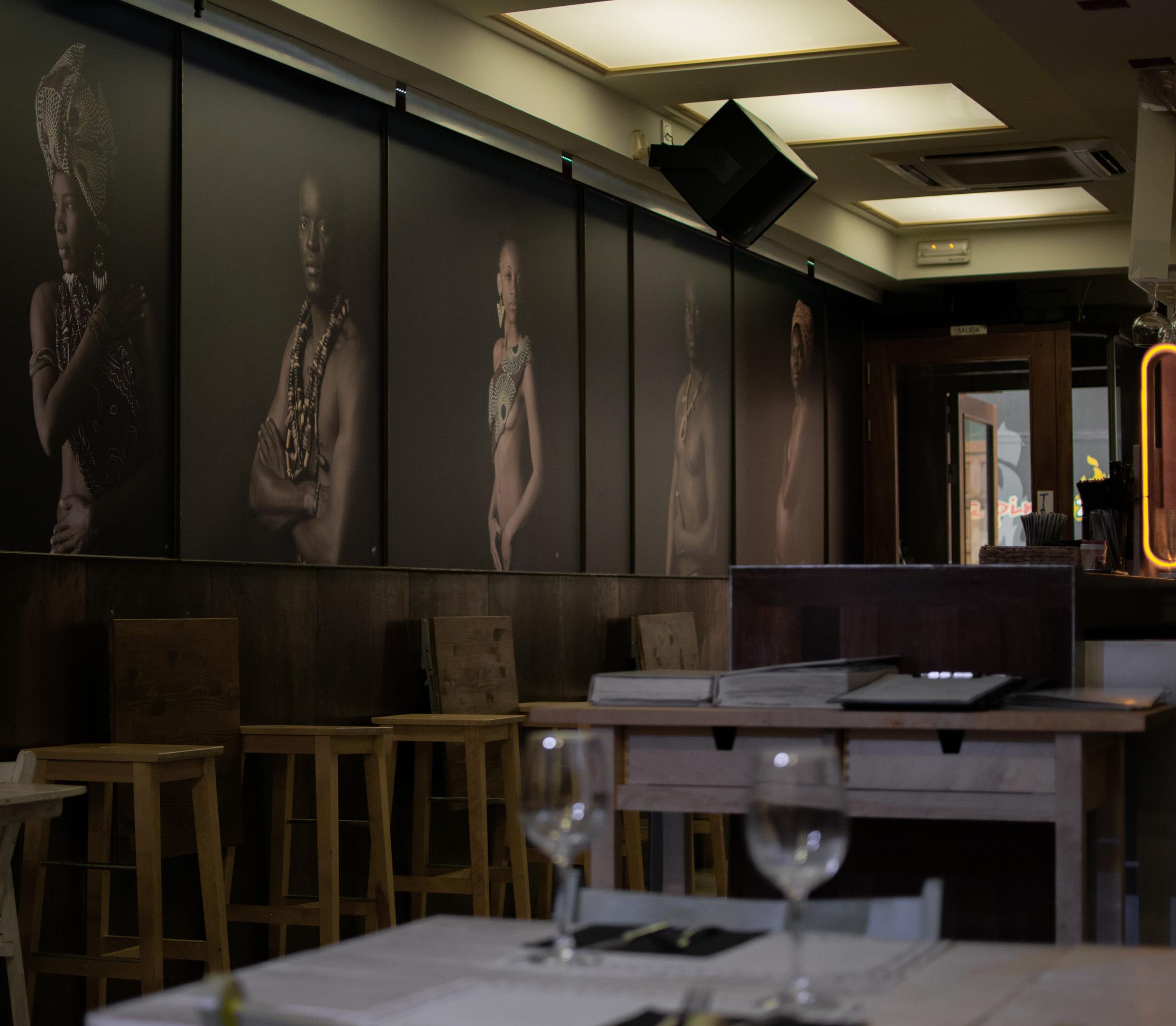 Restaurant in Vitoria Gasteiz