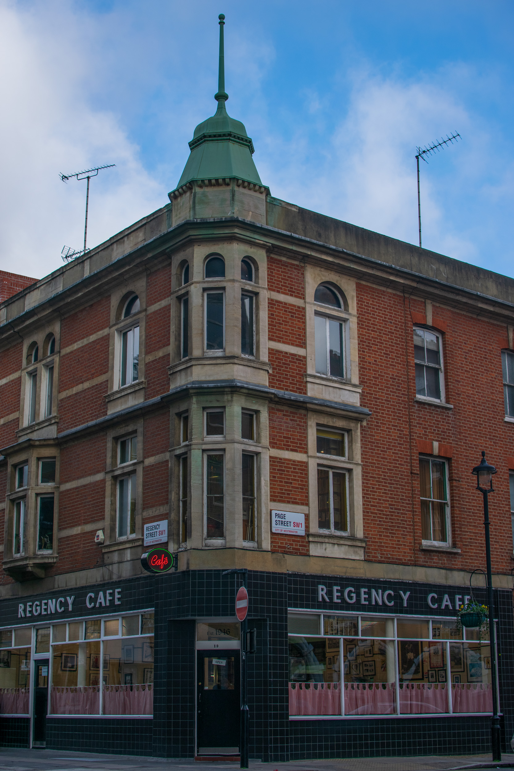 Regency Cafe London