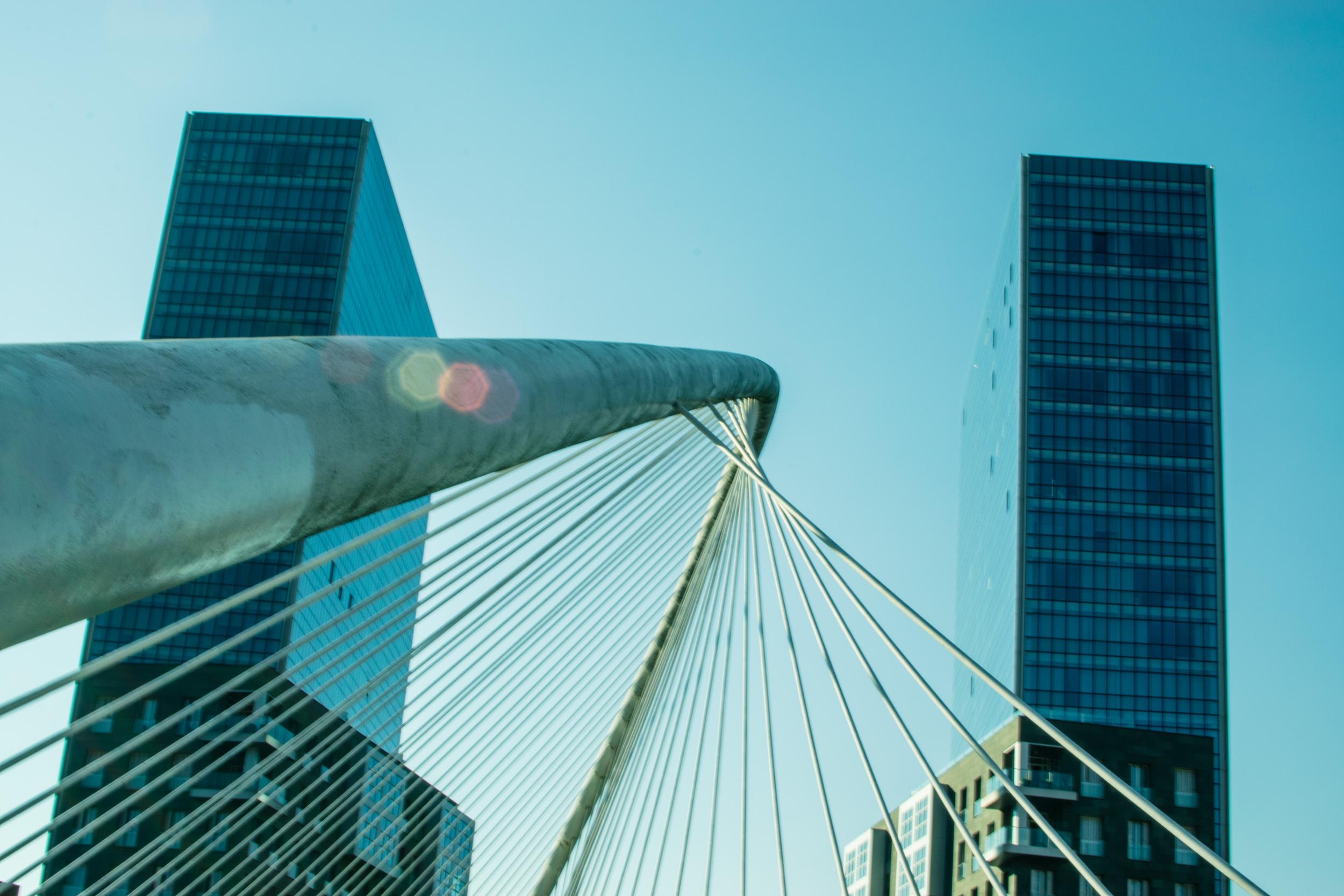 Zubizuri Bilbao Bridge