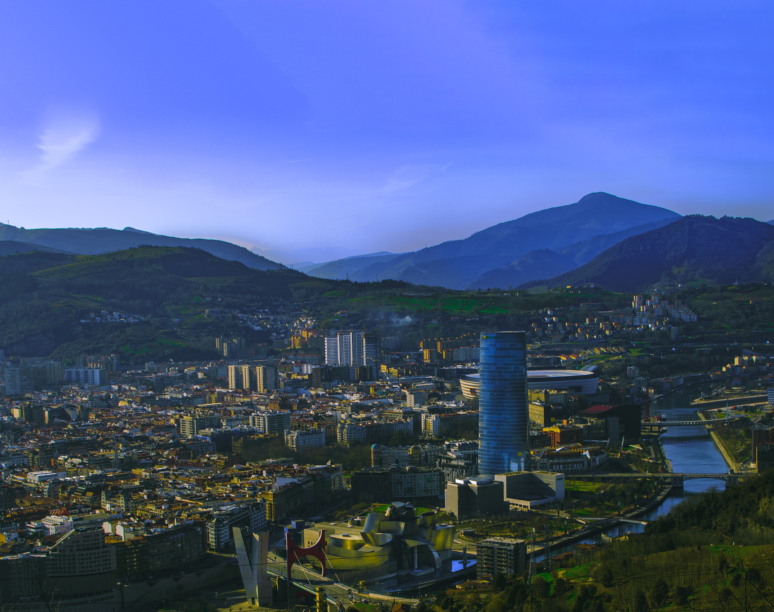 City of Bilbao