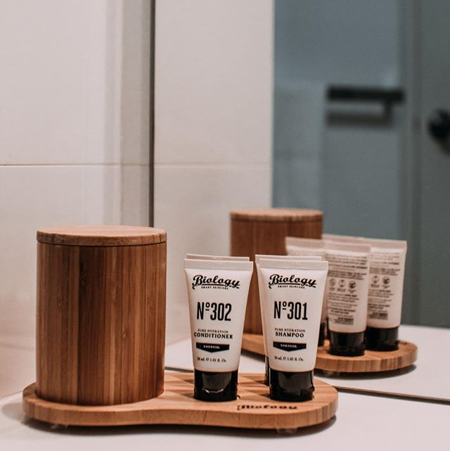 @biologyskin products are Australian made, natural formulas free from harmful chemicals. At the basin in every room.  . . . #pier21fremantle #biologyskin #aunatural #perthhotel #fremantlehotel #fremantle #naturalproducts #buylocal #supportlocal #australianmade #australianproducts #australianhotel