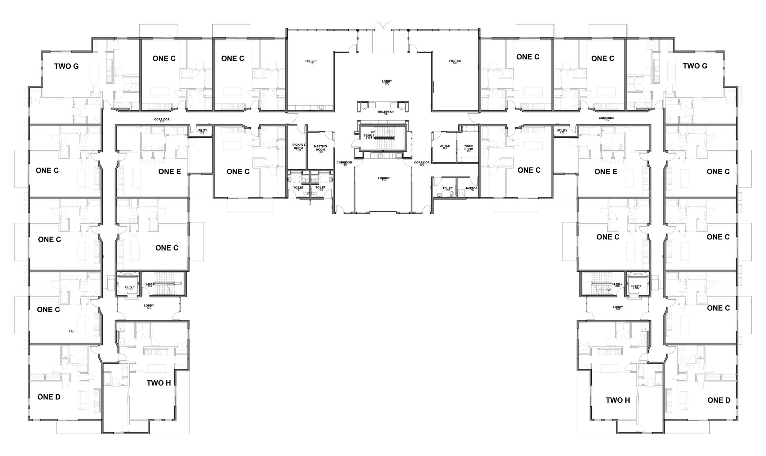 2nd floor -