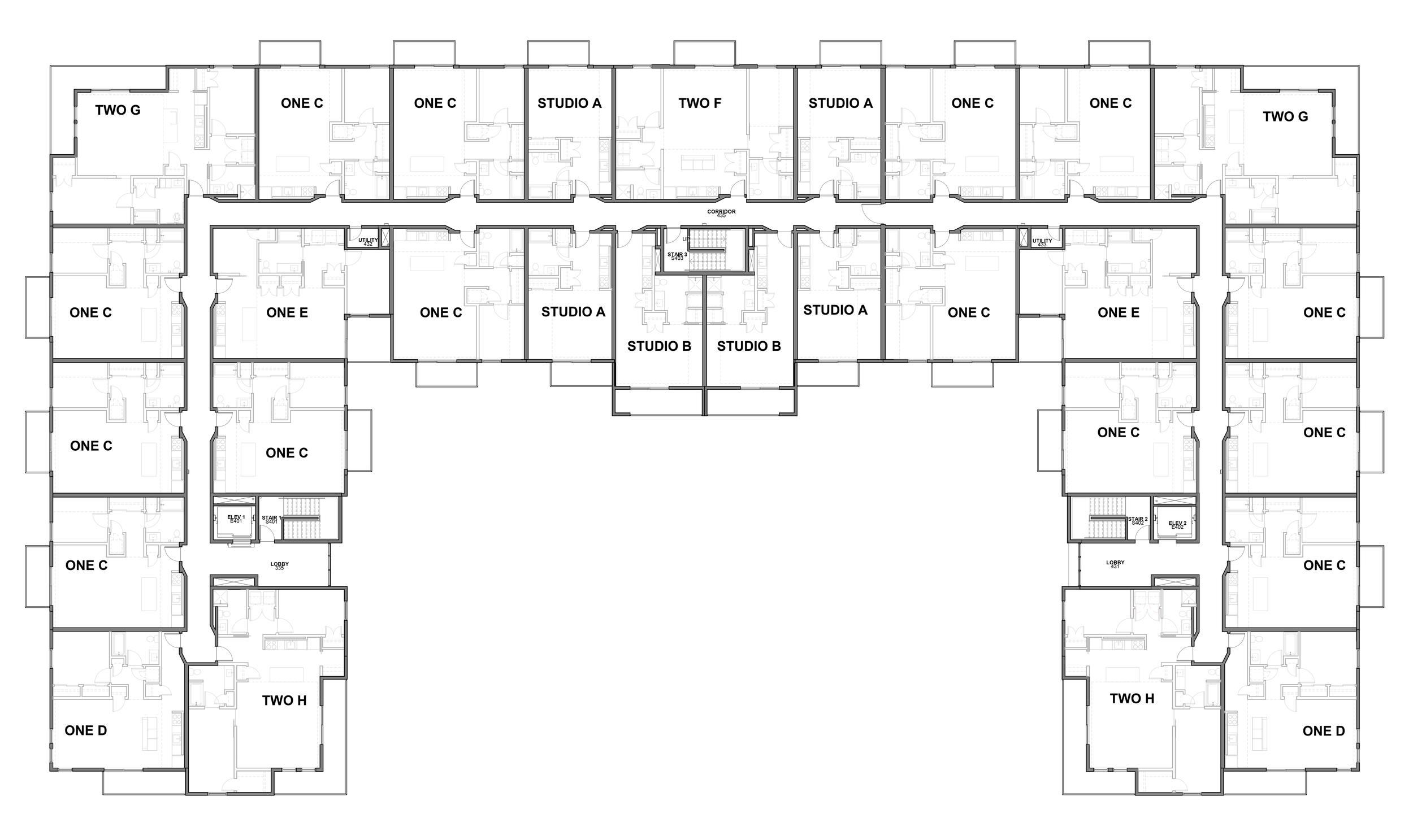 3rd floor -