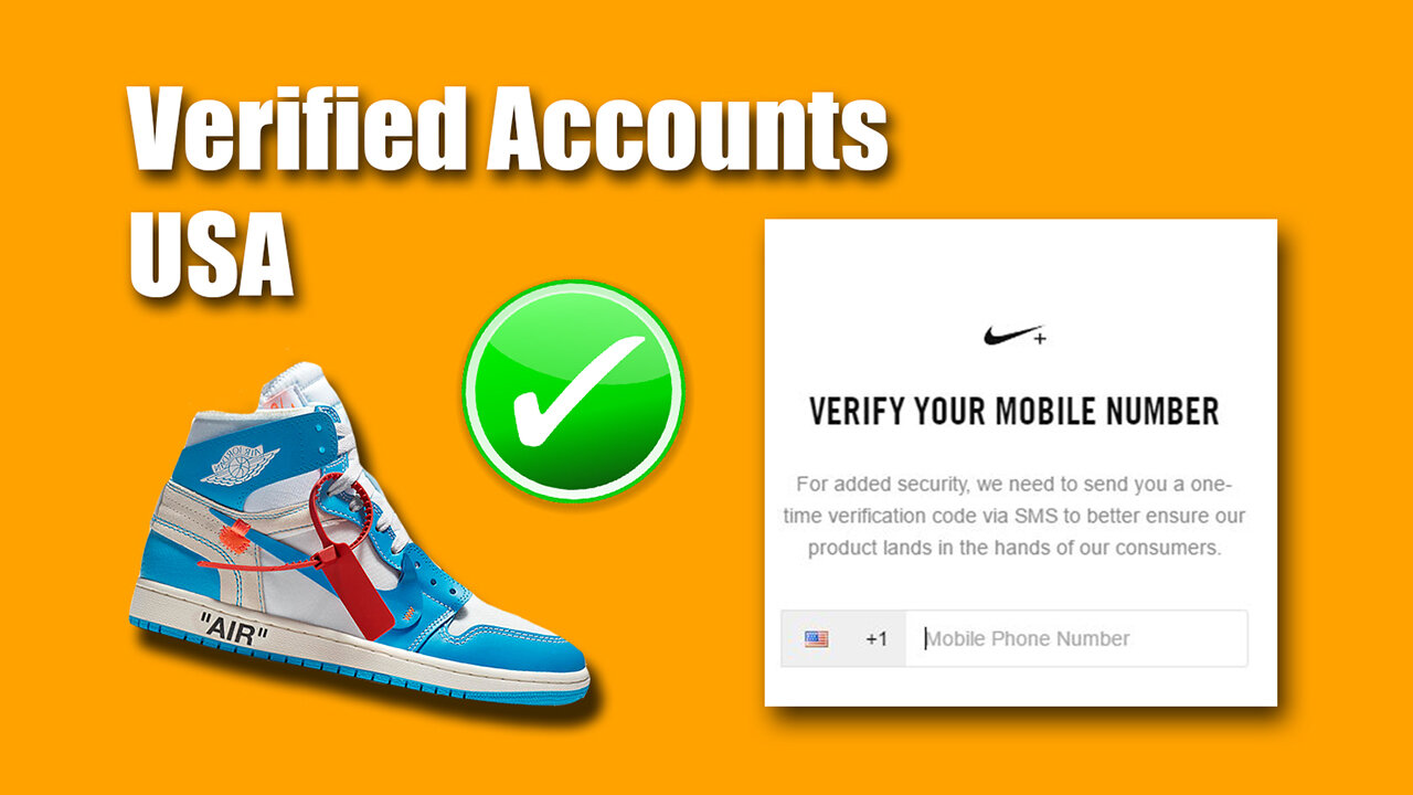 Nike/Adidas Accounts — ENDURANCE