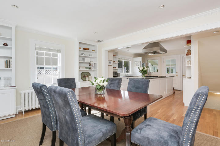 Dining/Kitchen areas