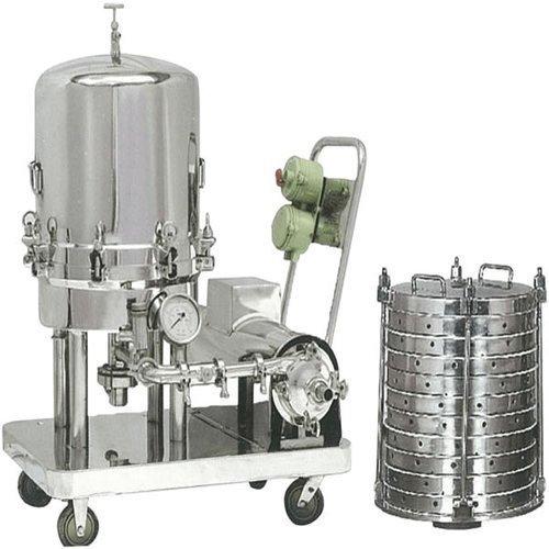 Sparkler Filter Press