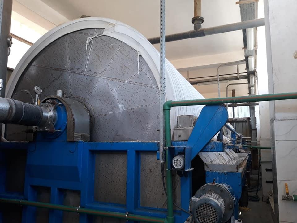 Rotary Vacuum Drum Filter Cloth