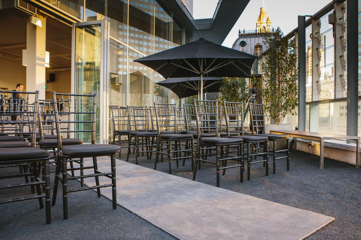 Function venues with an rooftop area Melbourne