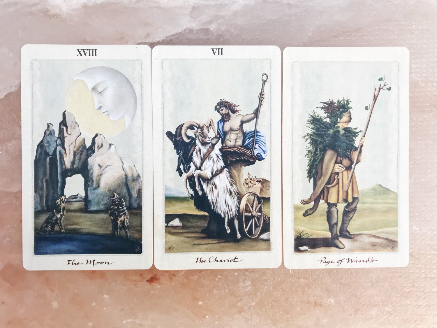 moonly three card reading