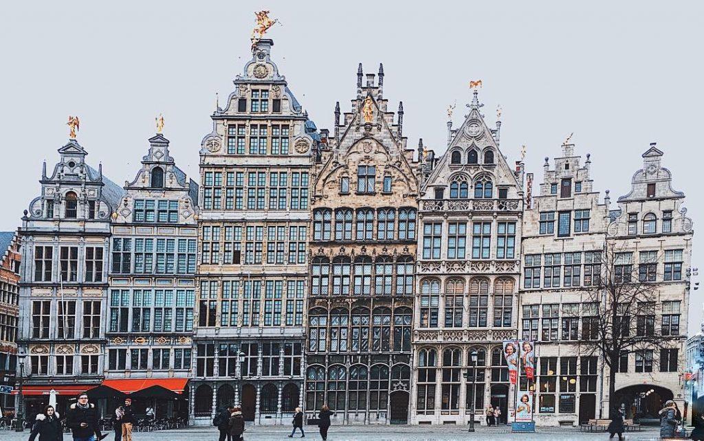 """""""Grote Markt"""" in Antwerp"""