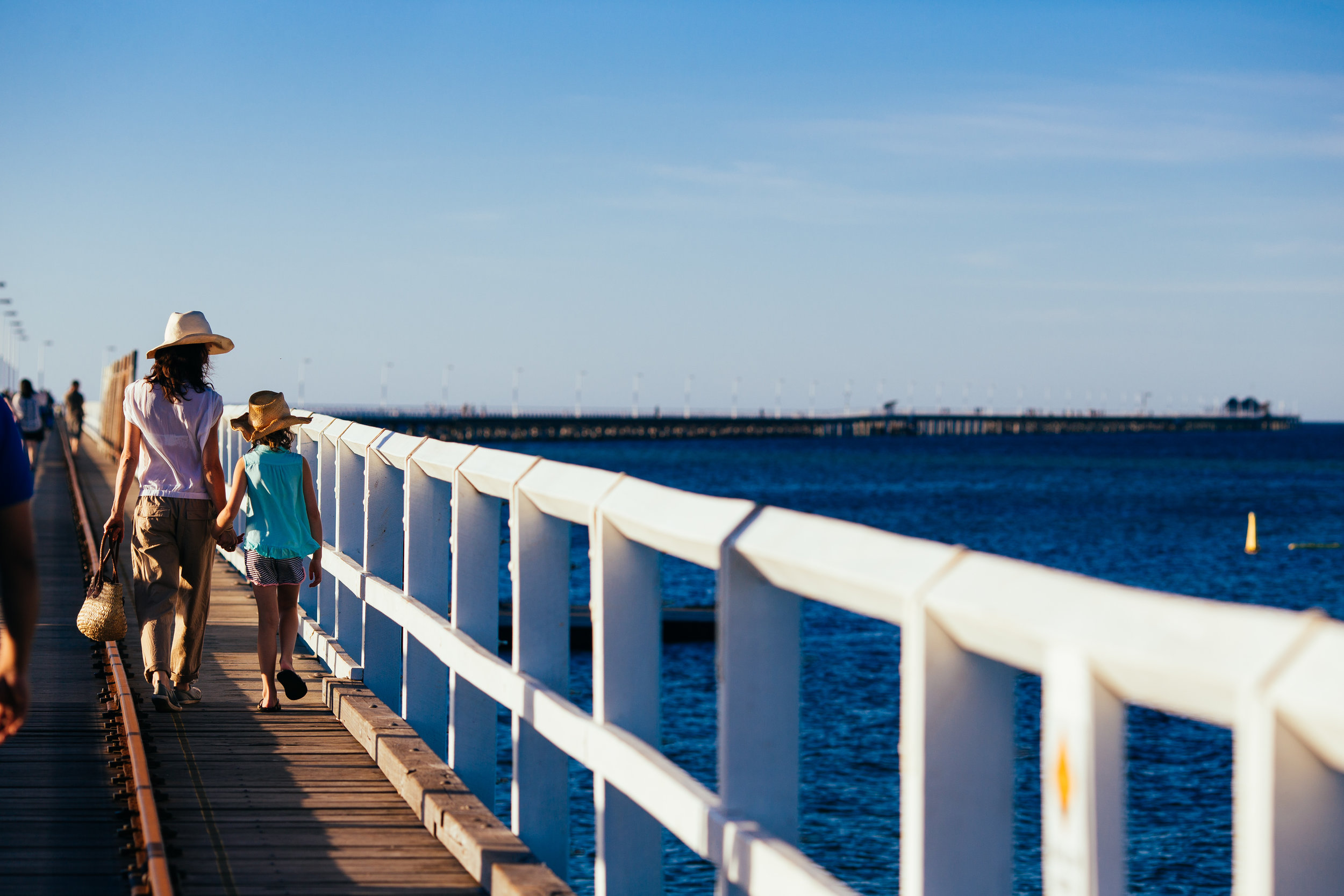 Your Hit List #2 - Stroll down the Busselton Jetty