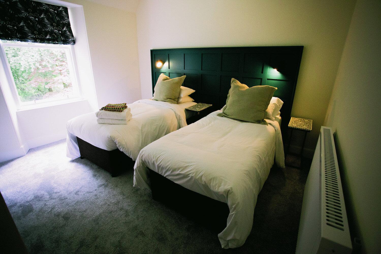 Single Bed (Twin) - £500 per person