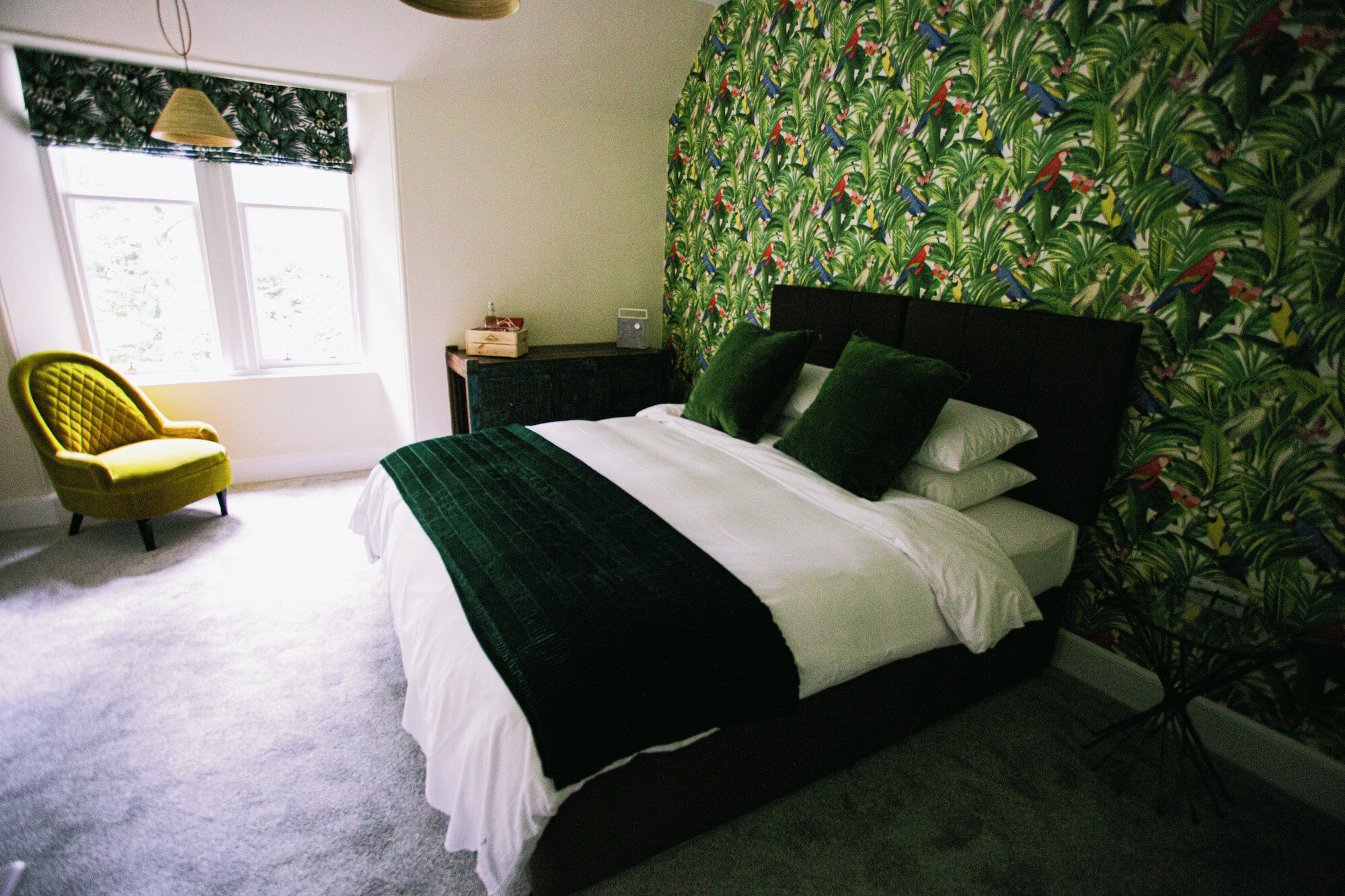 Otter - £975 per room (sleeps 2)Super King | Twin