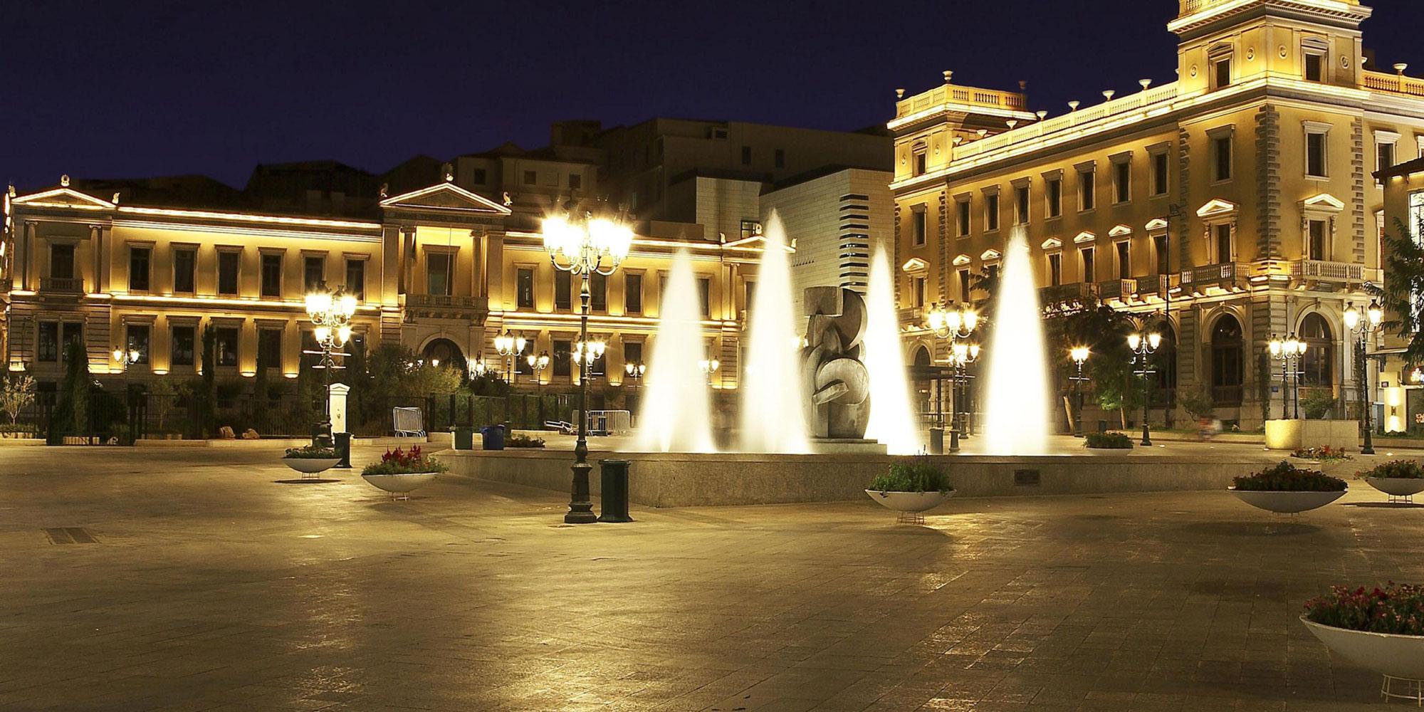 Intercontinental Athenaeum Hotel   ATHENS, GREECE