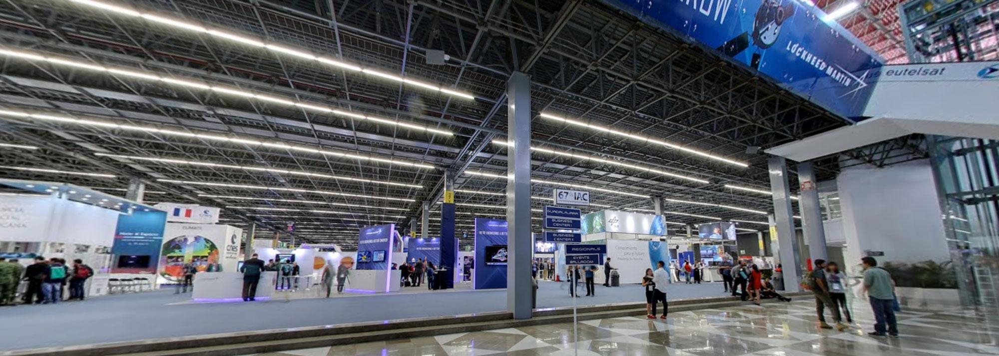 International Astronautical Congress (IAC),   GUADALAJARA, MEXICO