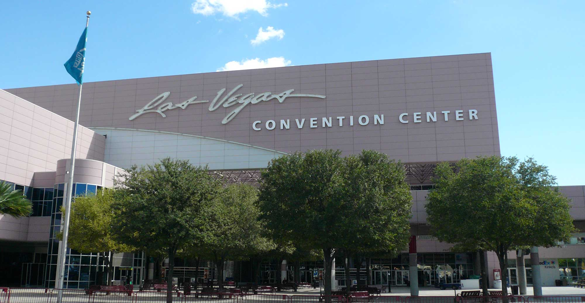 'Las Vegas Convention Center'   LAS VEGAS, UNITED STATES