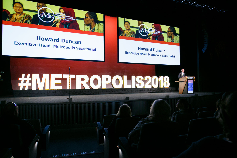 2018 International Metropolis Conference,   SYDNEY, AUSTRALIA
