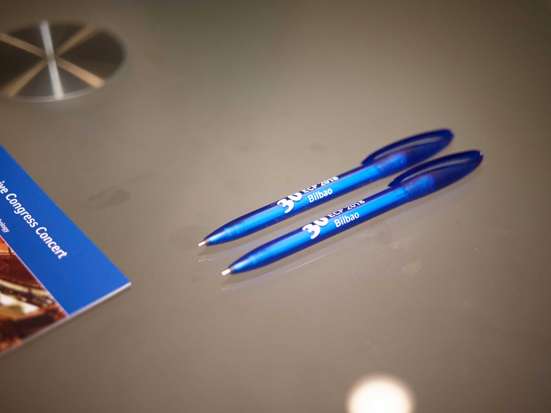 Anniversary branding - A selection of special giveaways and printed materials were produced for the 30th anniversary.