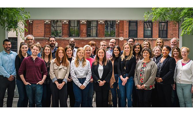 MCI Chicago team