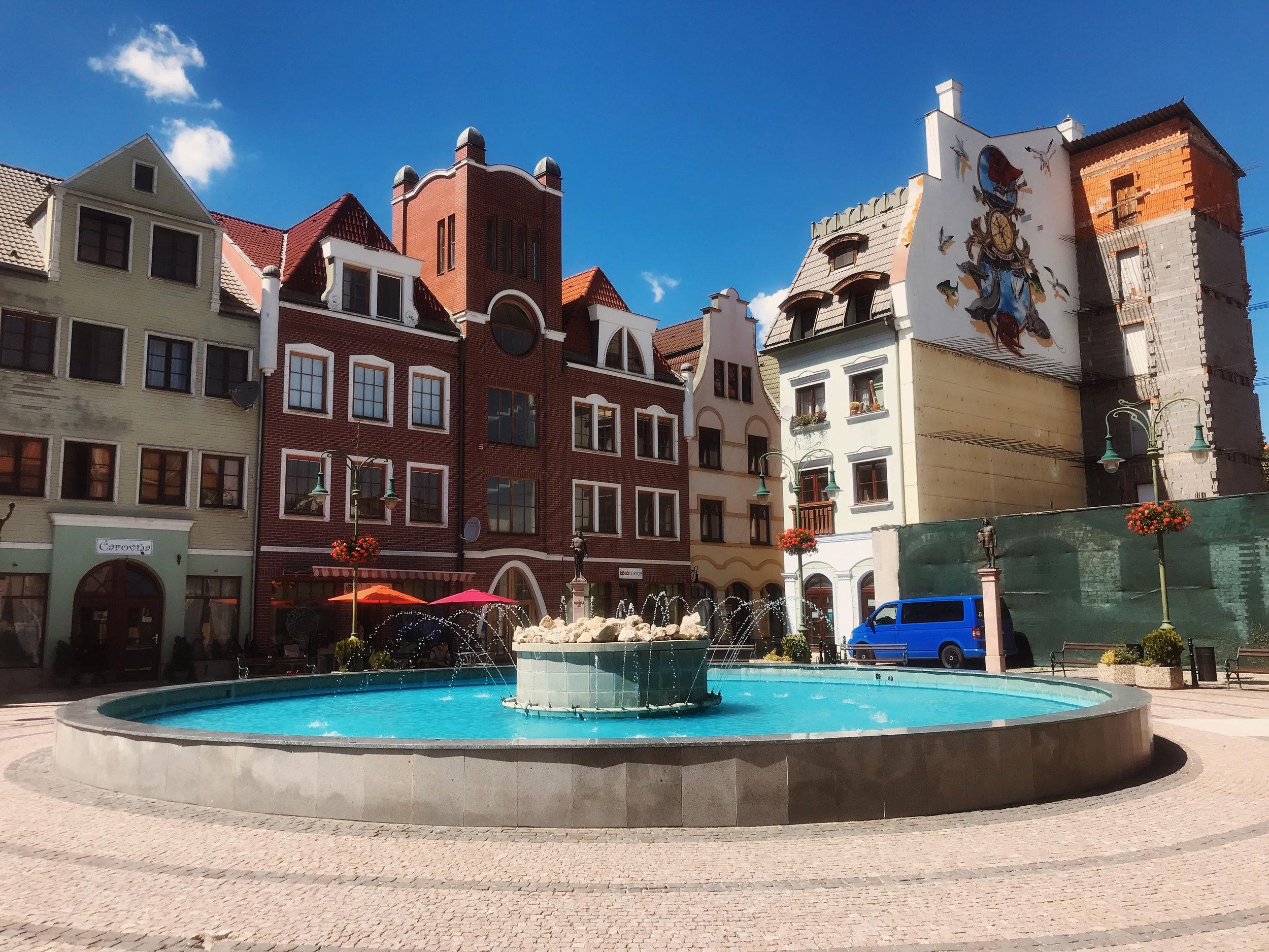 City of Komárno.