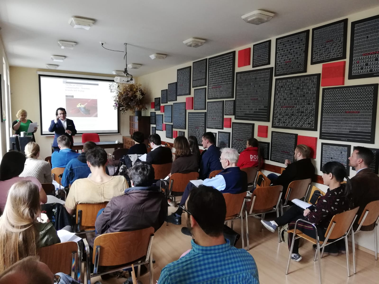 Presentation of electives at BISLA