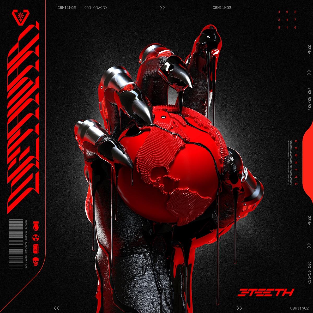 3TEETH announce new album 'Metawar' | Debut new song