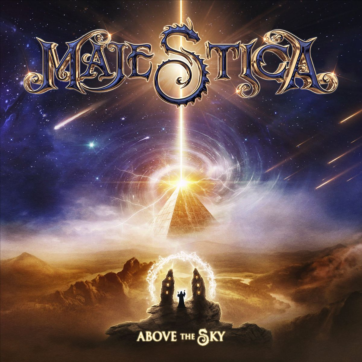 MAJESTICA release new digital single & lyric video for 'Night Call