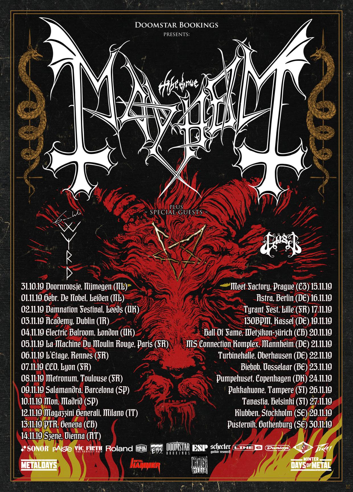 Dark synthwave act GOST announce new album 'Valediction