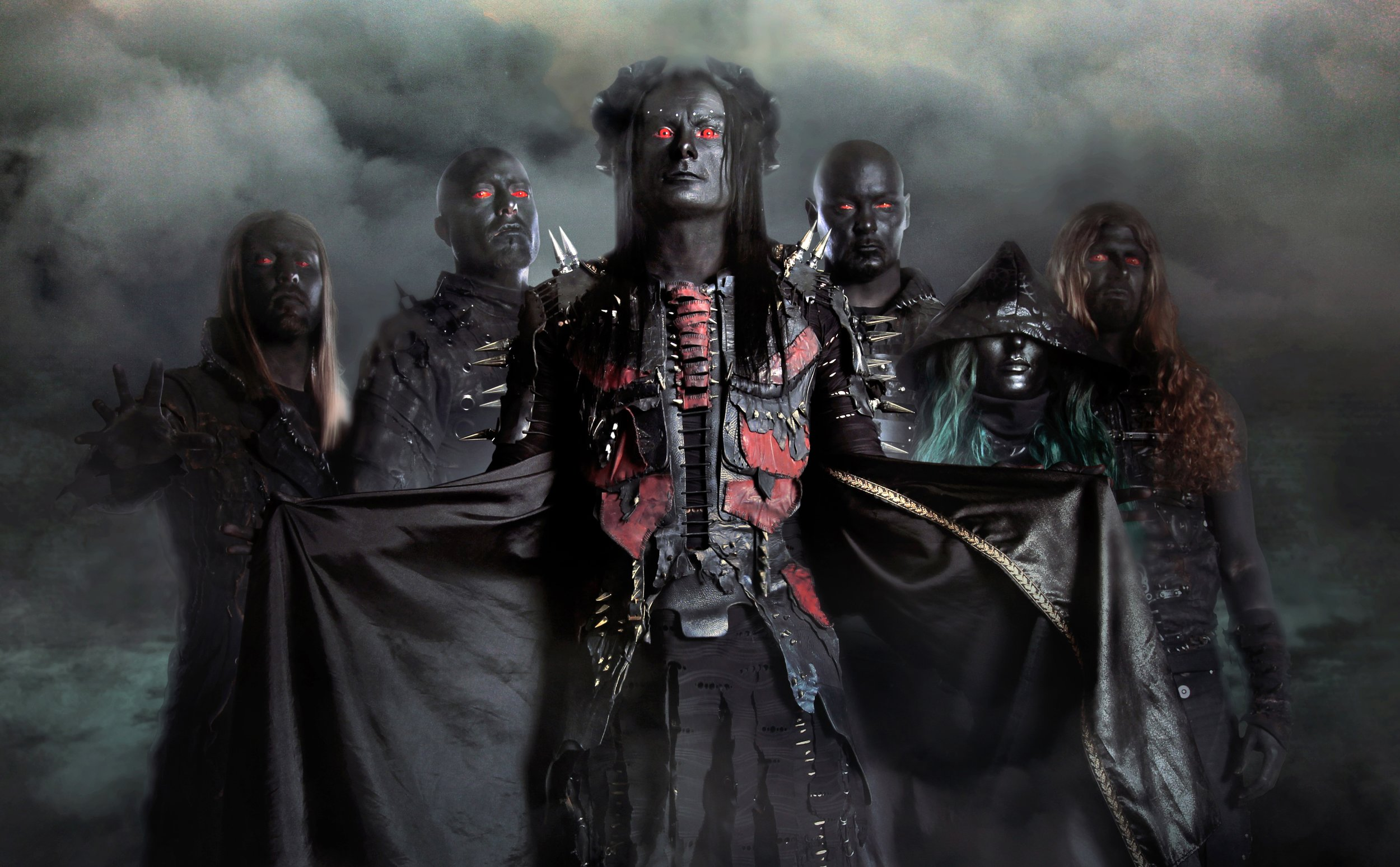 CRADLE OF FILTH announce Saturday night at The London Palladium - A