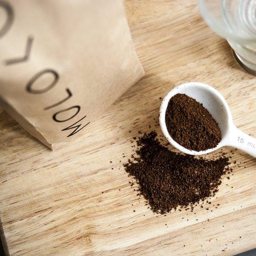 Photo of coffee courtesy of Moloko Coffee