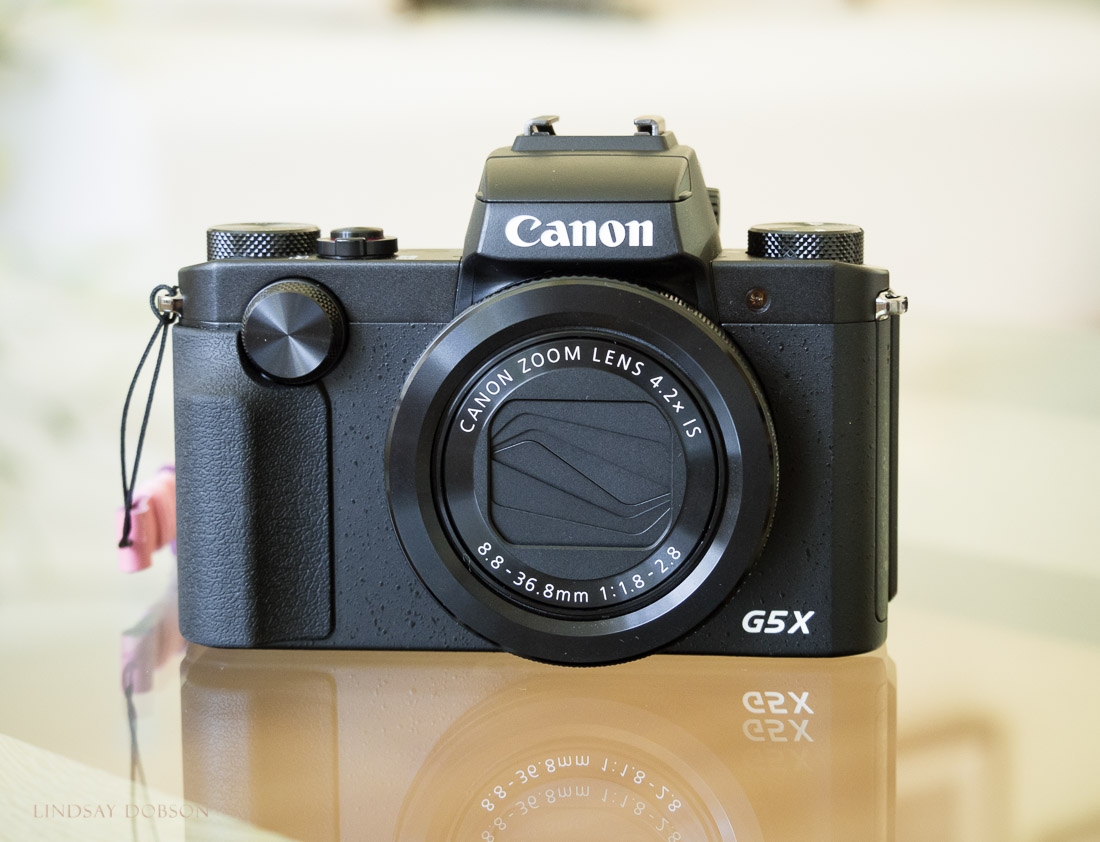 Canon G5X Field Review