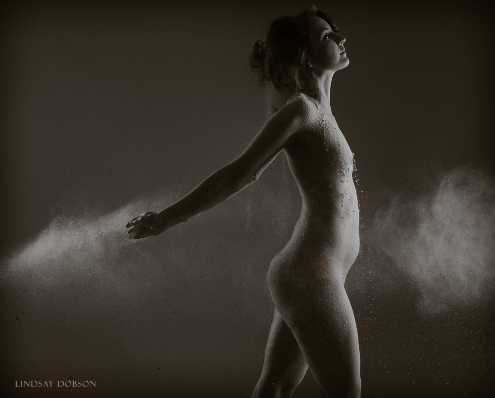 fine art nude photo shoot surrey